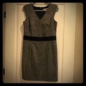 LIKE NEW Banana Republic Winter Wool dress!